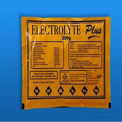 Electrolyte Plus Effective Stress Releaser