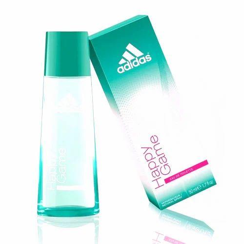 en frente de Escritura futuro  Adidas Happy Game Perfume at Rs 425/50ml   खुशबूदार परफ्यूम, फ्रेग्रेंन्स  परफ्यूम, खुशबू इत्र - Perfume Solution, Mumbai   ID: 11747553091