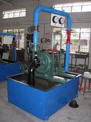 Mechanical Lab Equipment - Francis Turbine Test Rig Manufacturer