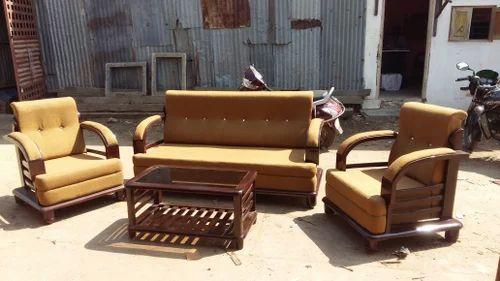 Wood Brown En Sofa Set Rs 23500 Piece Ram Lakhan Sharma Furniture