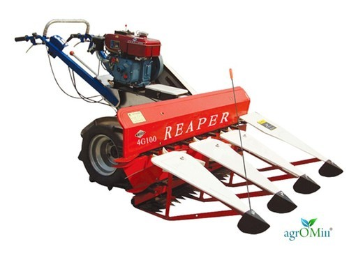 Agromill Paddy Reaper