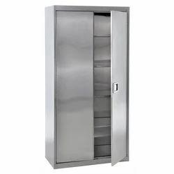 Beautiful Black Metal Storage Cabinet