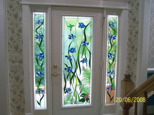 Designer Glass At Rs 32 Square Feet डजइनर गलस