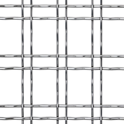Double Crimped Wire Mesh at Rs 50 /square meter | Masjid Bunder West ...
