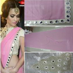 Bollywood Gorgeous Style Designer Indian Bridal Sari Traditi
