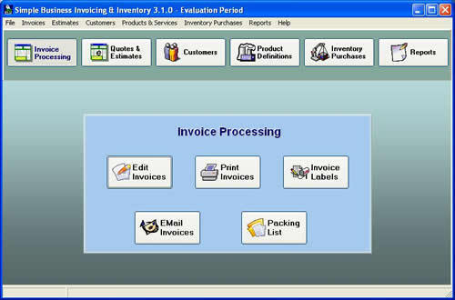 Billing Inventory Software Computer And Mobile Softwares Apps - Invoice processing software