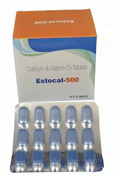 Estocal-500 Calcium Tablet