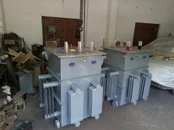 Three Phase 1000kw Melting Furnace Transformer