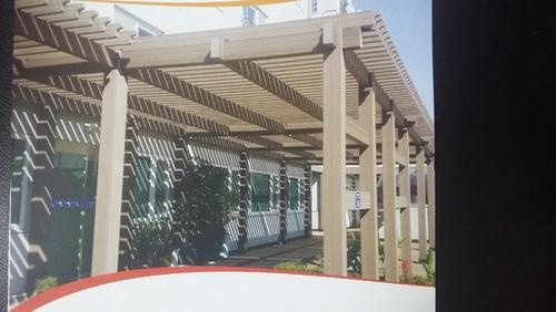 P V C Pergola | Sohum Architectural Systems | Manufacturer in Sant ...