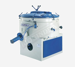 Cooling Mixer - Vertical