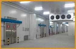 Freon Based Cold Storage