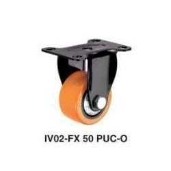Polyurethane Skid Proof Casters Wheel