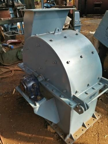 Mild Steel Hammer Crusher Mill