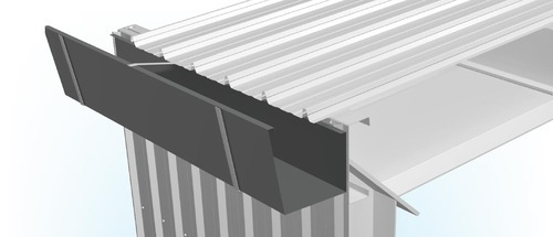Eaves Gutter इवज़ गटर View Specifications