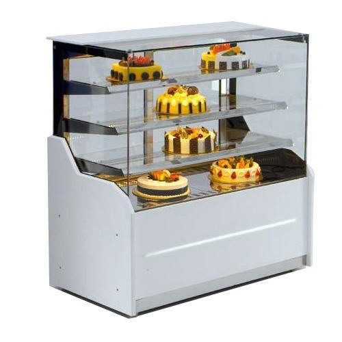 Glass Bakery Display Cabinet at Rs 92000 /piece(s) | Bakery ...