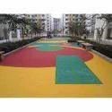 EPDM Playground Floor