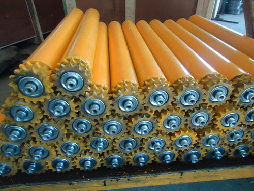 Roller Conveyor Sprocket Rollers Exporter From Coimbatore