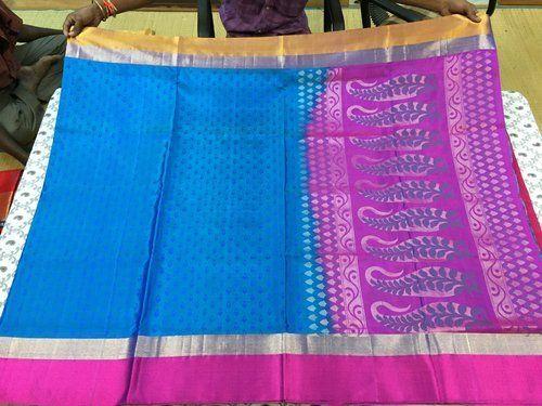 694b56d5f7 Kanchipuram Soft Silk Sarees at Rs 5875 /piece(s) | Town Hall ...