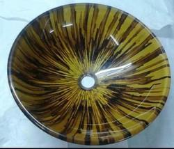 Glass Bowl Basin