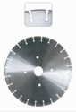 "14"" Endura Granite Cutting Blade, For Industrial"