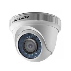 Hikvision DS 2CE 55A2P-IRP HD Dome Camera, Max 1.8 W, Camera Range: 20 Meter