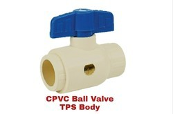 15mm Screwed CPVC Ball Valve, Model Name/Number: Brbib, Packaging Type: Box
