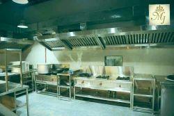 Mj Stainless Steel Commercial Kitchen Equipment, For Commercial,Restaurants