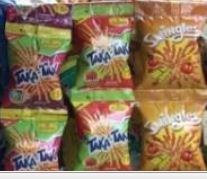 Chips With Tomato Flavour