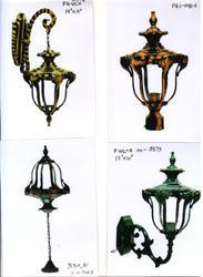 Gate Light Fitting
