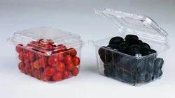 Plastic Packaging Punnets