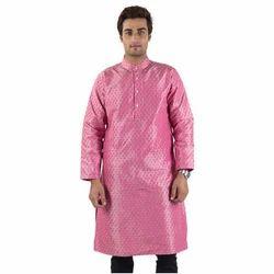 Scot Wilson Pure Silk Jacquard Shirt