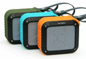 W King Bluetooth Speaker With High Quality Woofers
