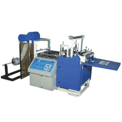 Fully Automatic Plastic Bag Making Cutting and Sealing Machine