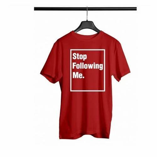 5f4da8bcc Slogan Tees Men T Shirts, Gents T-Shirts, Men T shirts, Mens T Shirt ...