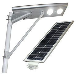 Integrated LED Solar Street Light - 15W