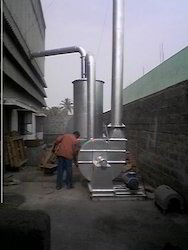 Boiler Wet Scrubber