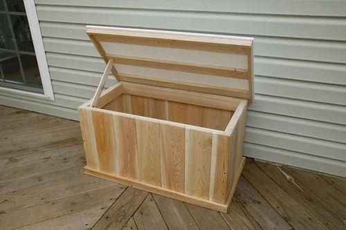 Waterproof Wooden Boxes