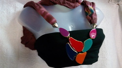 Necklace Scarves
