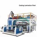 Coating Lamination Plant