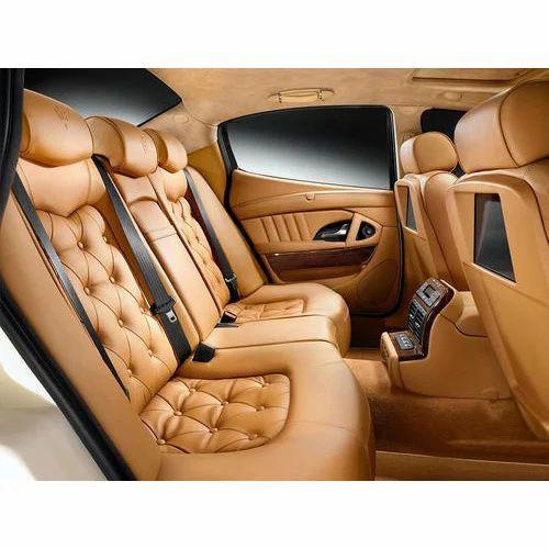 Rexine Car Seat Cover