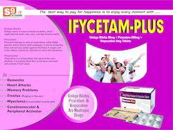 Ginko 60 Mg , Piracetam 800 Mg , Vinpocetine 5 Mg  TABLETS