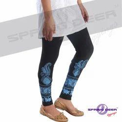 Butta Bada Printed Leggings