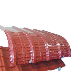Crimp Sheets Amp Flashing Trims Roofing And False Ceiling