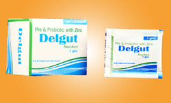Pre and Probiotic With Zinc Sachet