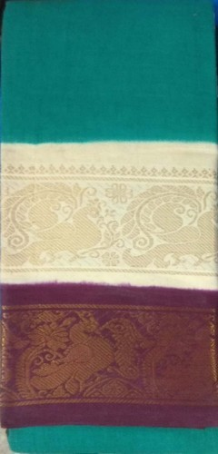 6f660450e47af5 Madurai Sungudi Cotton Sarees