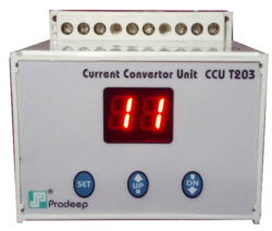 Current Converter Unit for TPI