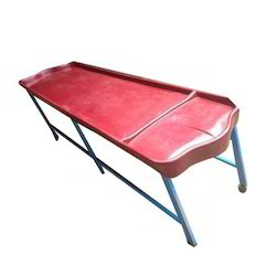 FRP Massage Table with MS Stand