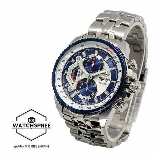 Black Casio Edifice EF - 558 Men Watch 3402301e35