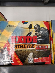 Exide Bike Battery