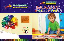 Magic Color Painting Book